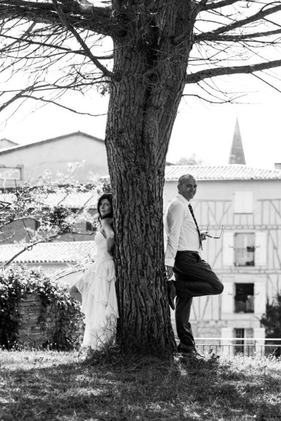 """Julien Bergeaud Photographe événementiel """"Classe n'Roll"""" spécialiste du mariage atypique à Toulouse. Aurore et Martial"""