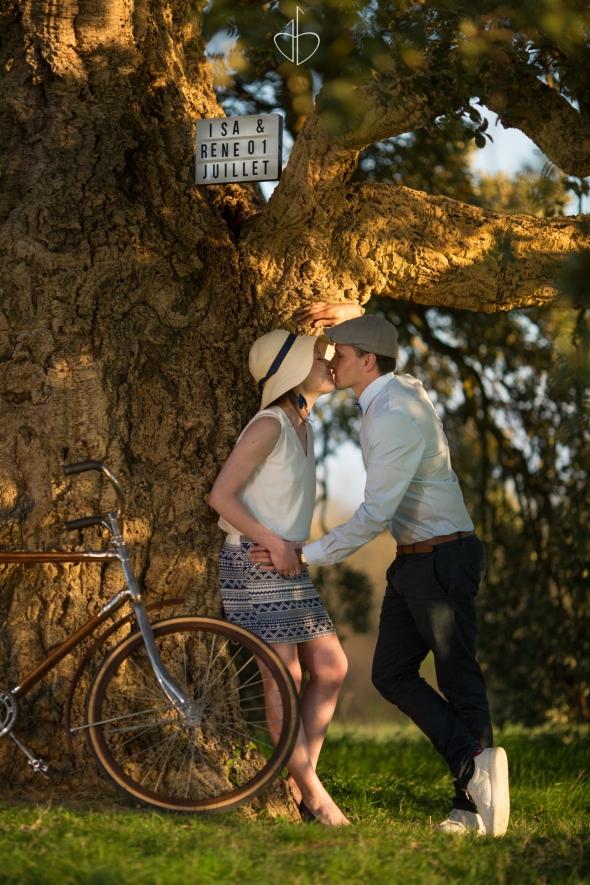 Engagement Isa & René Julien Bergeaud photographe mariage toulouse