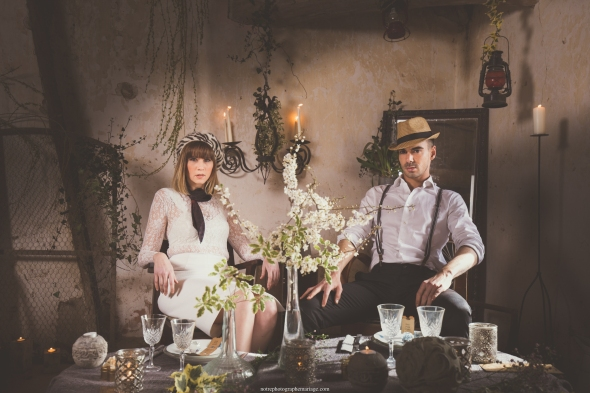 Bonnie & Clyde Julien Bergeaud photographe mariage toulouse